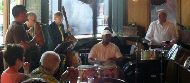 Lary Barilleau and the Latin Jazz Collective
