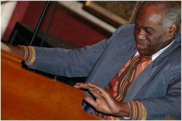 Godfather of Groove, Reuben Wilsoncredit:  allaboutjazz.com