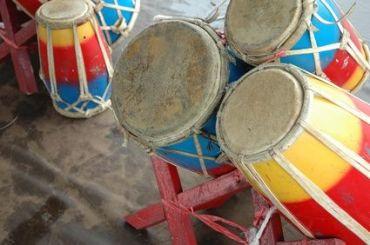 Conga drums credit:  ehow.com
