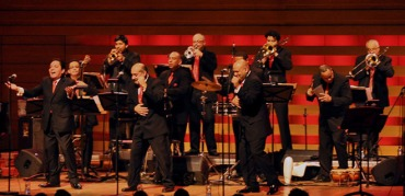 Spanish Harlem Orchestra photo credit:  Atael Weissman/ Latin Jazz Network