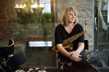Christine Jensen, composer-in-residence for the 2015 Seattle Jazz Experience
