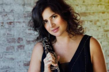 Anat Cohen credit: Augusta Sagnelli